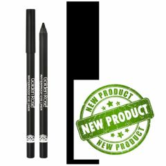 СТОЙКИЙ КАРАНДАШ ДЛЯ ГЛАЗ G.R. WATERPROOF EYELINER LONGWEAR&SOFT ULTRA BLACK