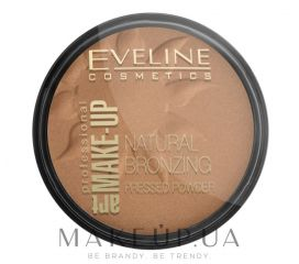 ART PROFESSIONAL MAKE-UP NATURAL BRONZING